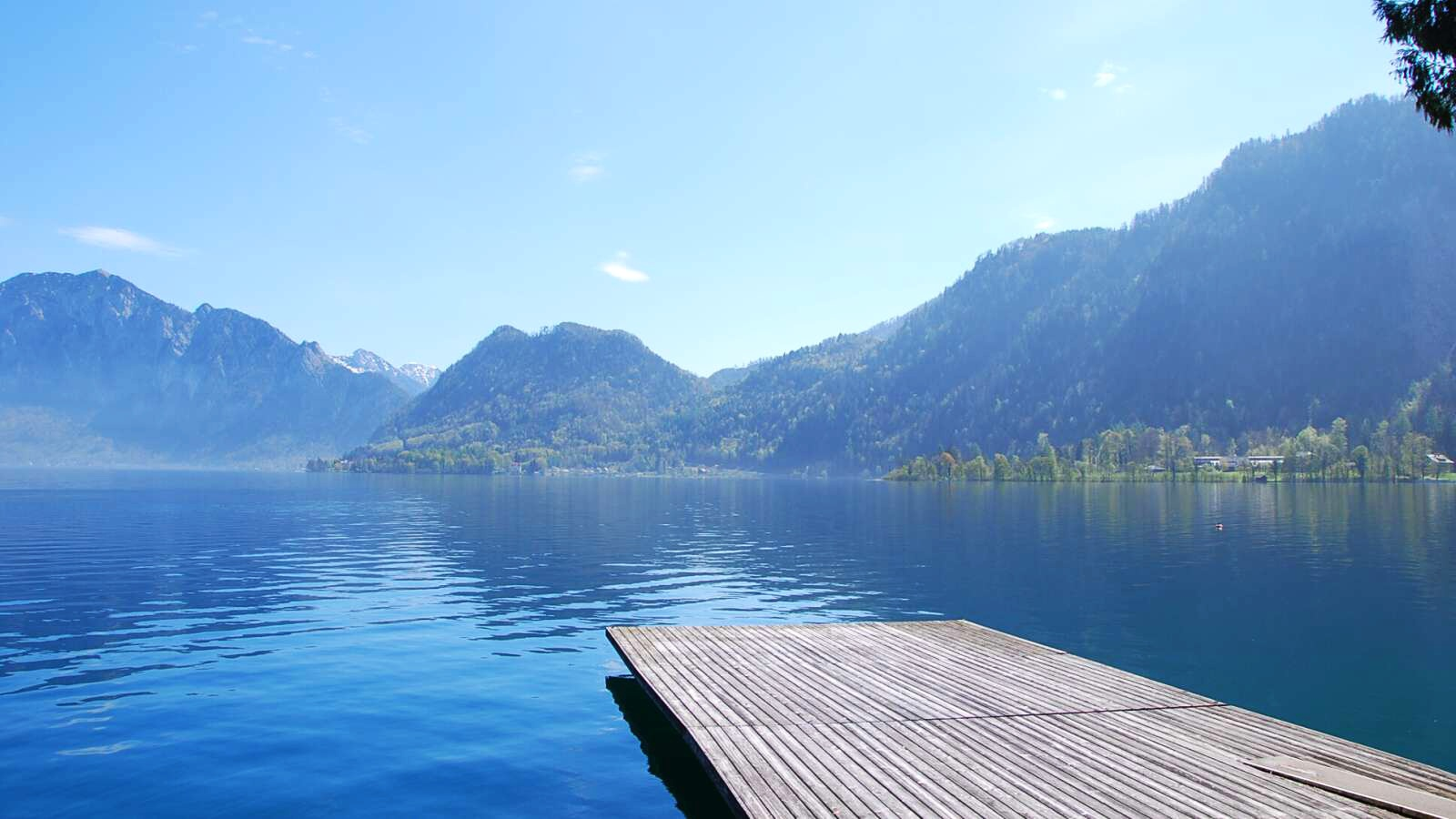 Alpské jezero