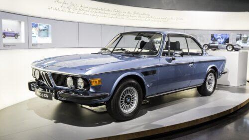 BMW 3,0 CS