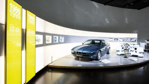 BMW 840i a závodní Le Mans speciál