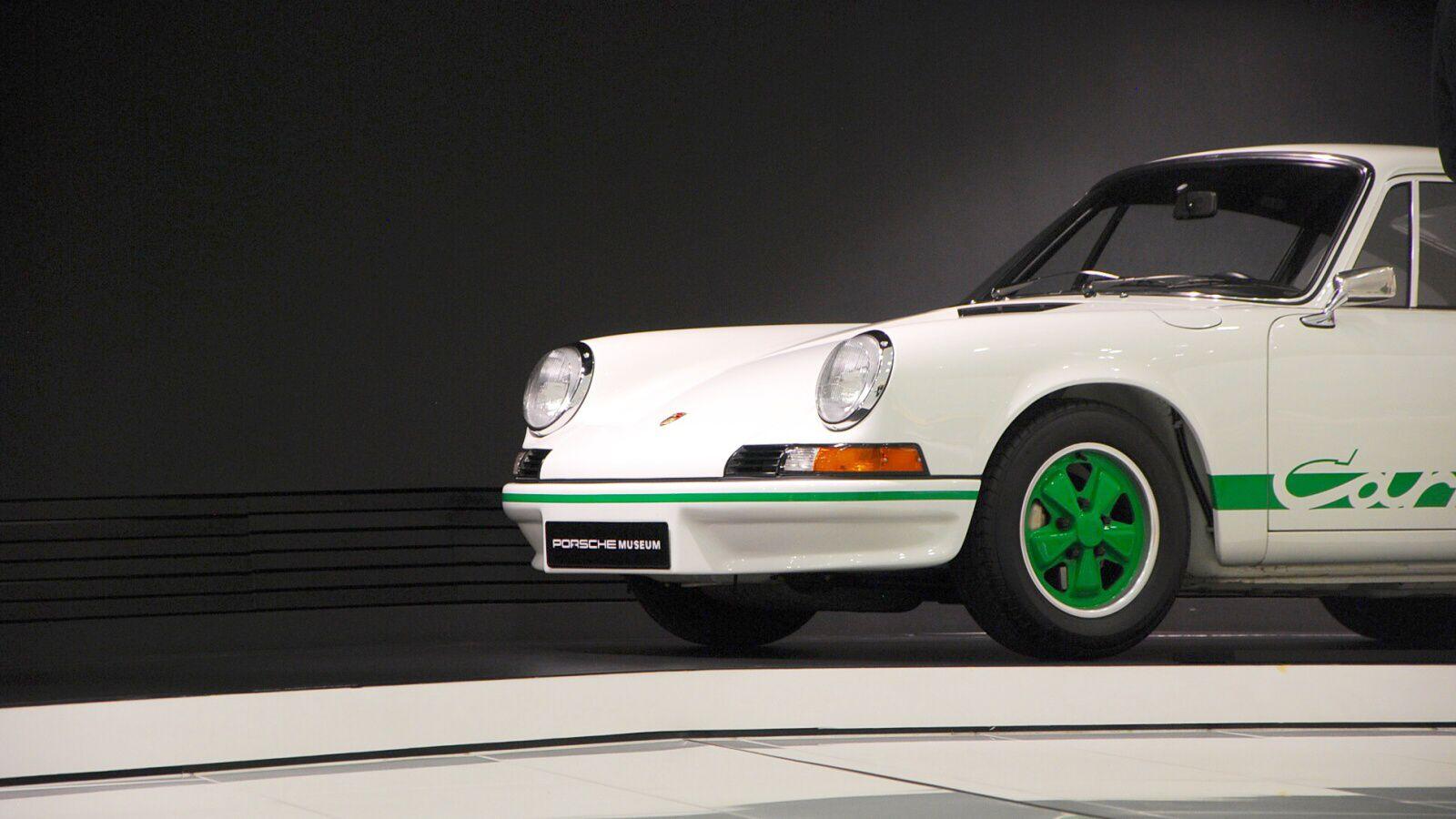 Porsche Muzeum ve Stuttgartu