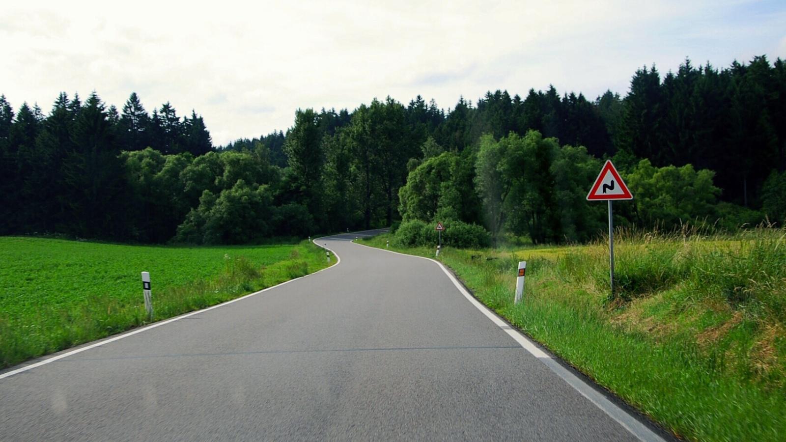 Hledání nejlepší silnice v ČR: Třebíč – Věžnice