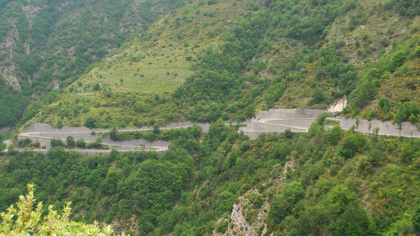 Route de Sospel