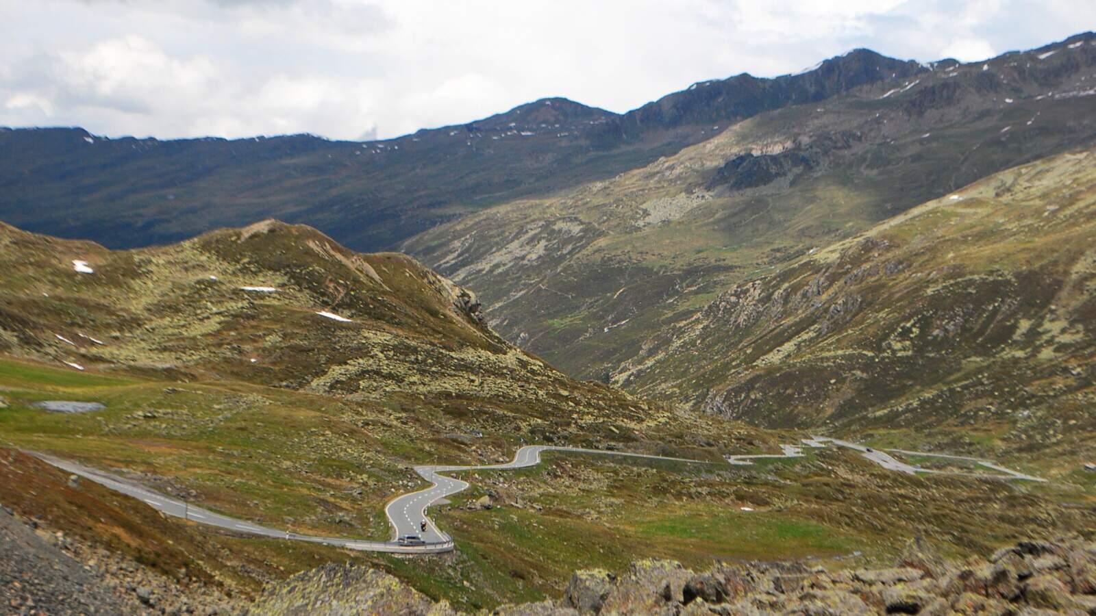 Flüela Pass