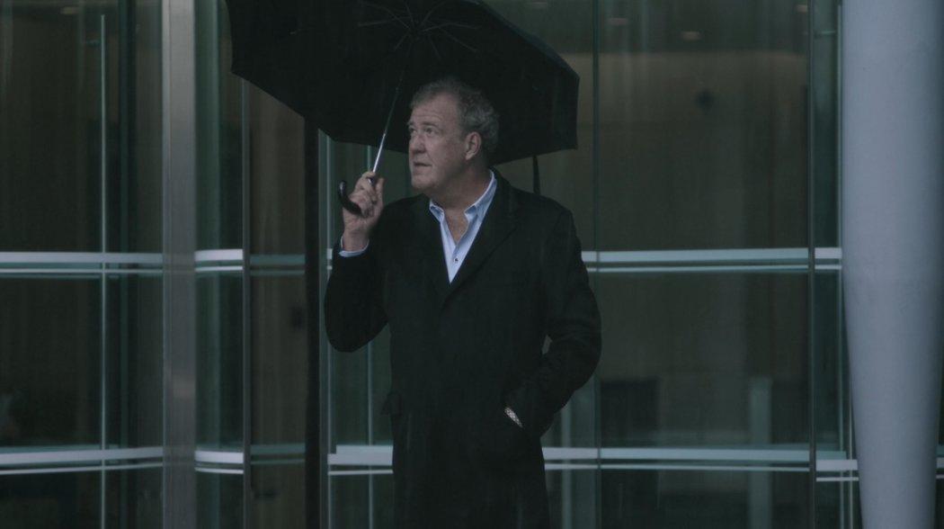 Jeremy Clarkson odchází z budovy bbc
