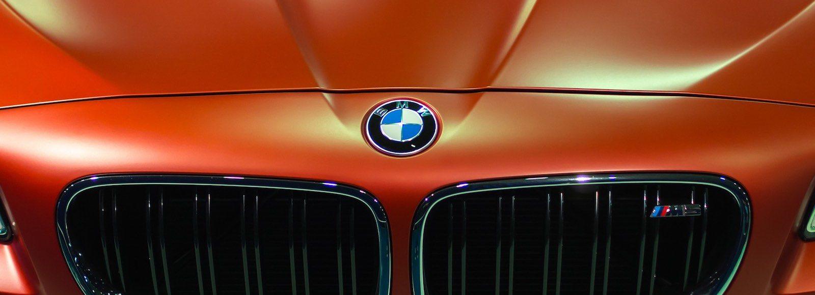 BMW M5 Revhead