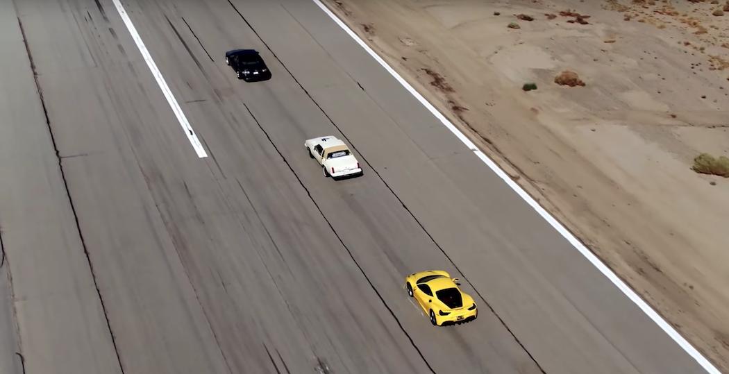Netflix - Fastest Car - Race
