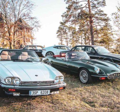 Jaguar Klub v Karlovych Varech 2018