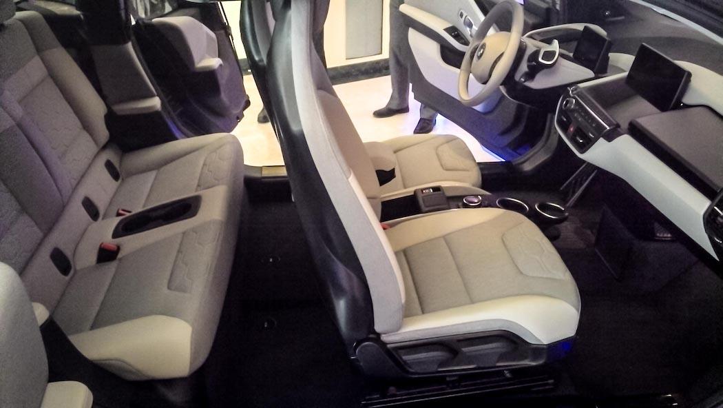 BMW i3 premiera CZ