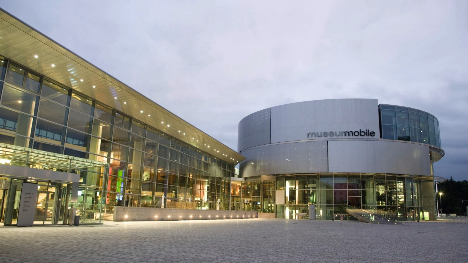 Audi Forum v Ingolstadtu