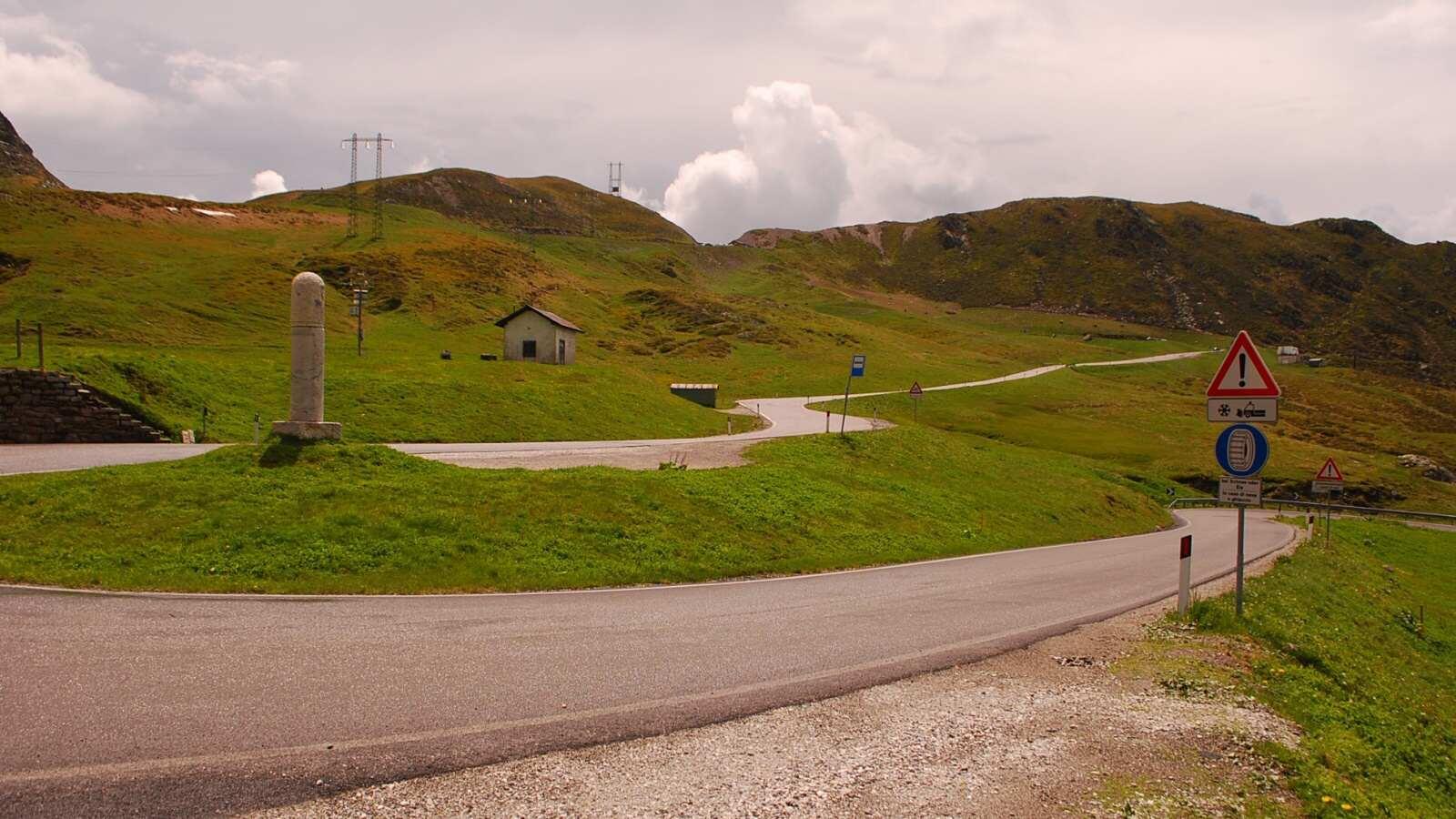 Horská silnice