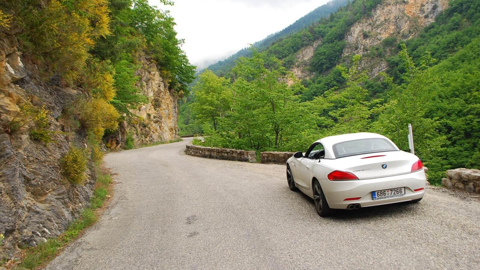 Hledání nejlepší silnice – 8. část: Col de Turini a okolí