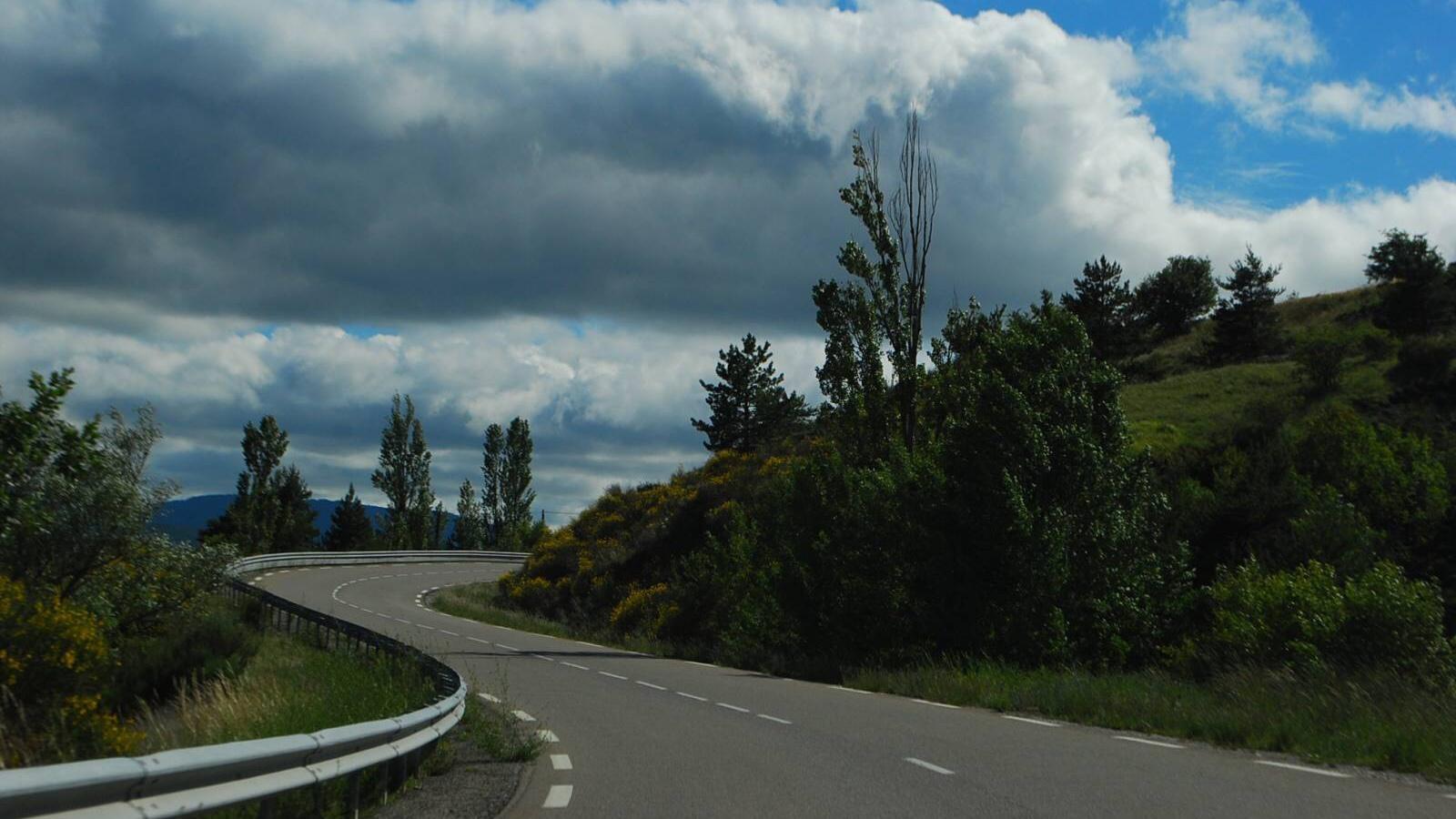 Silnice v provence