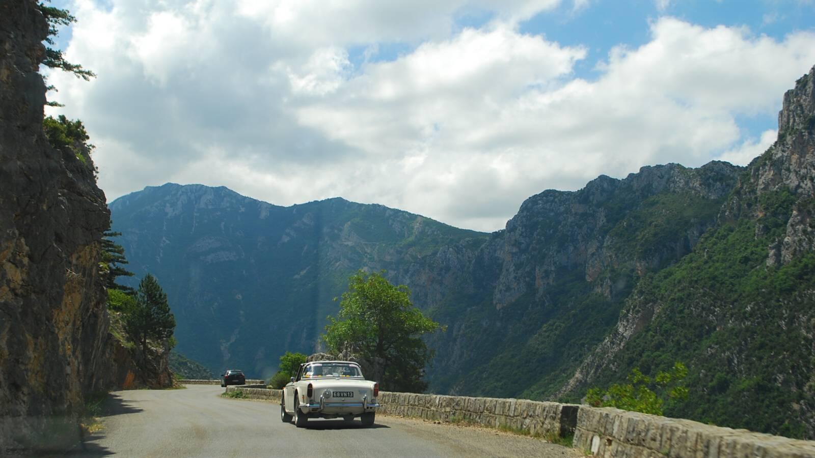 verdonský národní park