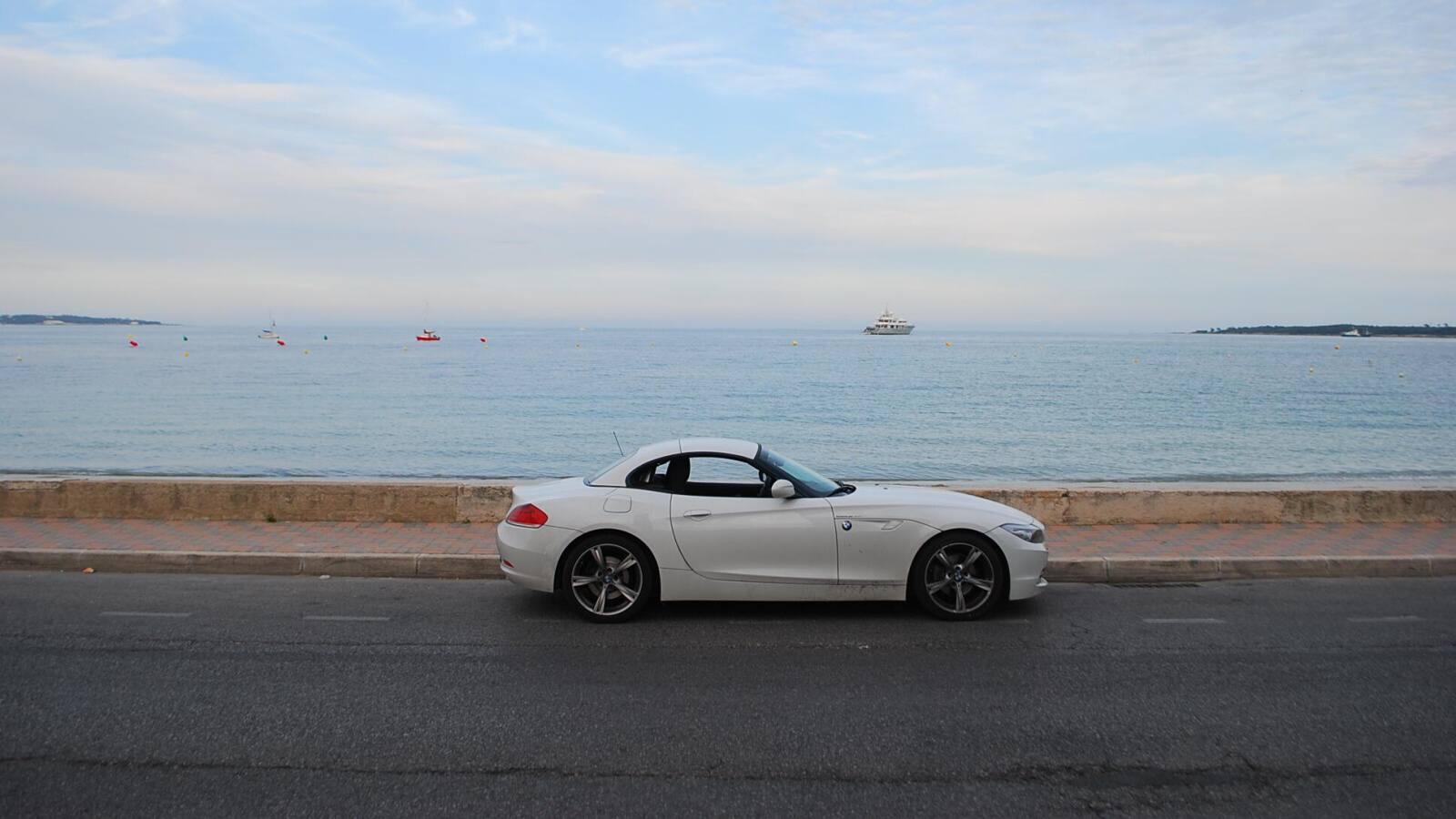 Hledání nejlepší silnice – 9. část: Cannes a Monte Carlo