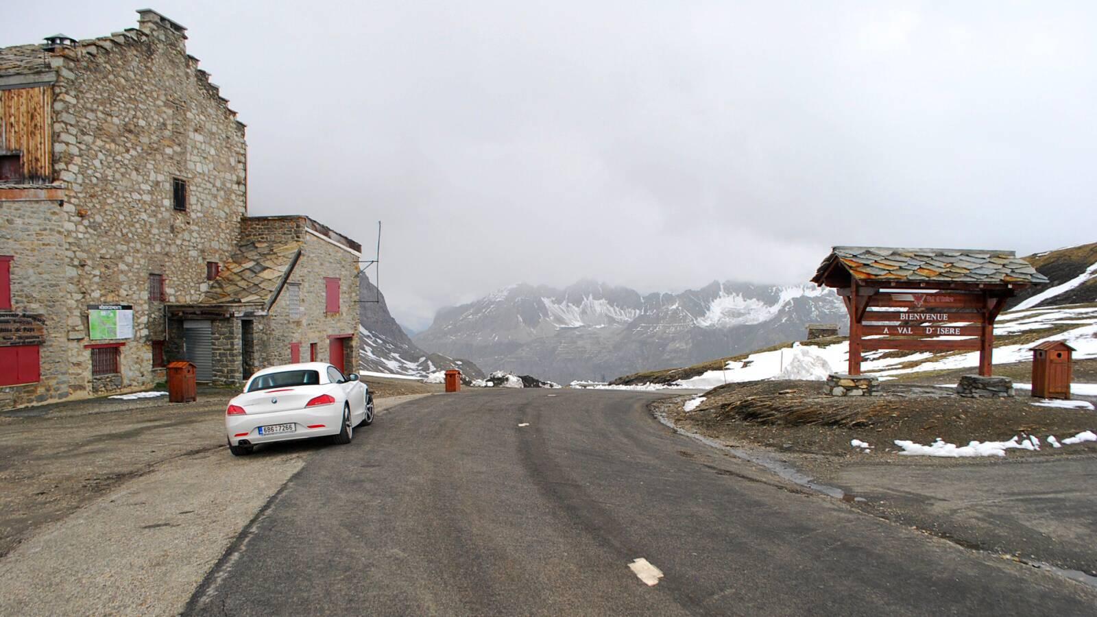 Hledání nejlepší silnice – 6. část: Savojské Alpy a Col de l'Iseran