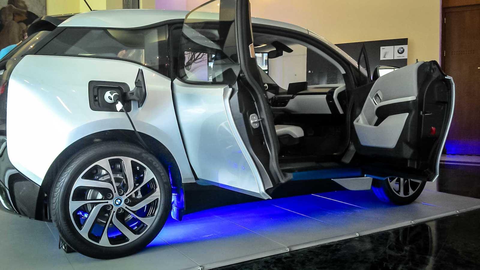 BMW i3 – dojmy z české premiéry