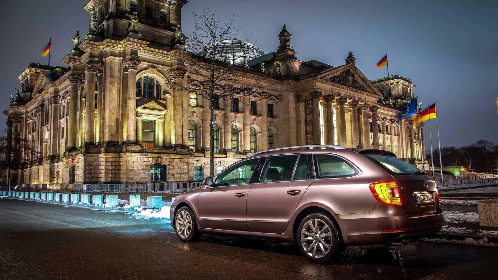 BMW i3 ve světě dálničních křížníků