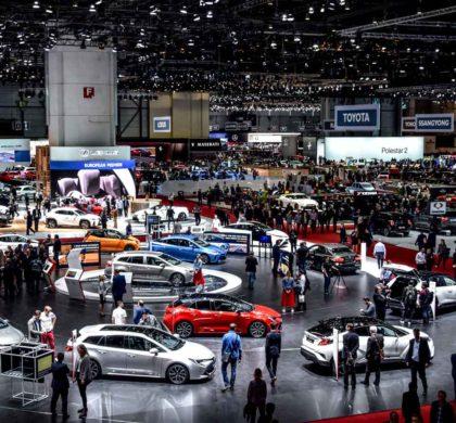 Co musíte vědět o ženevském autosalonu