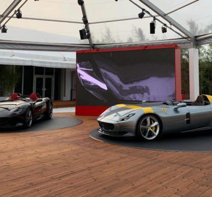 Universo Ferrari naživo