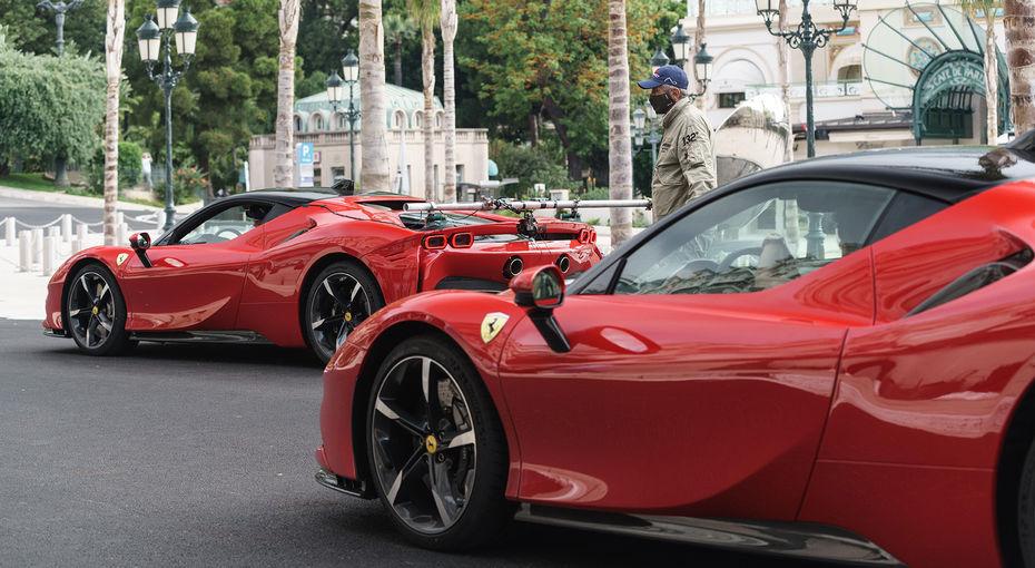 Rendez-Vous s Ferrari SF90